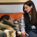 Carlos y Karina en 'Cuéntame'