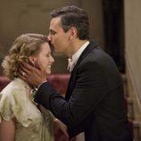 Carlota y Gonzalo en 'La Señora'