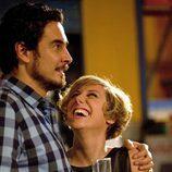 Blanca y Martín en su despedida de solteros
