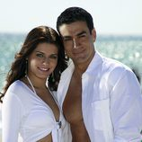 David Zepeda y Alejandra Lazcano