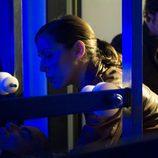 Rebeca y Fermín en 'La traición'