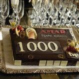 La tarta de los 1.000 capítulos