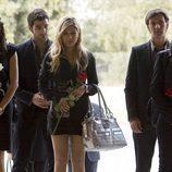 Funeral de Cata en 'STNHP'