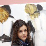 Sandra Blázquez ('FoQ') en el Museo Thyssen