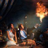 Calendario Solidario de Ana Rosa: Aladino