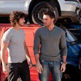 Michel Gurfi y Julian Gil en 'Valientes'