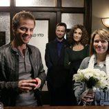 Mac Taylor y Stella Bonasera investigan en 'CSI: Nueva York'