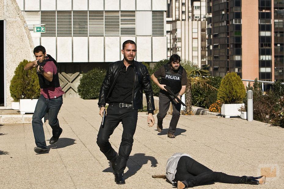 Cata yace en el suelo en 'Expiación'