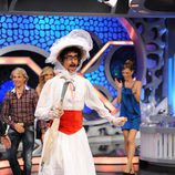 Marron es Mary Poppins en 'El Hormiguero'