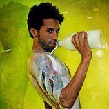 Sergio Alcover desnudo