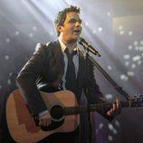 Alejandro Sanz en '¡Feliz 2010!'