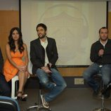 Rueda de prensa de 'Periodistas Fútbol Club'