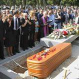Funeral de la actriz Emma Penella