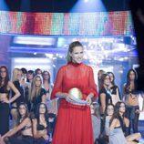Judit Mascó en la primera gala de 'Supermodelo 2007'