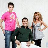 'A tres bandas', con Dani Martínez, Jaime Cantizano y María Patiño