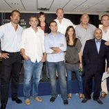 Presentación 'Eurobasket 2007' en laSexta