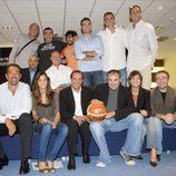 Presentación 'Eurobasket 2007'