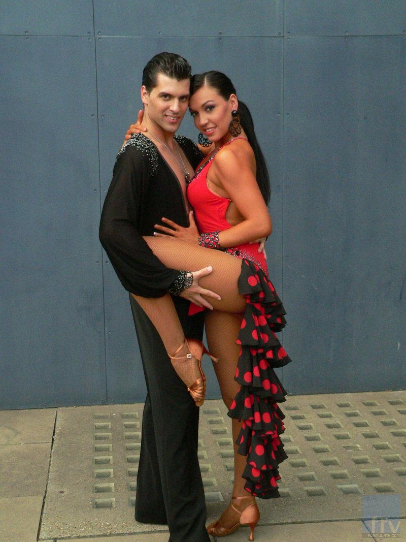 Abraham y Amagoya, del Eurovisión de Baile