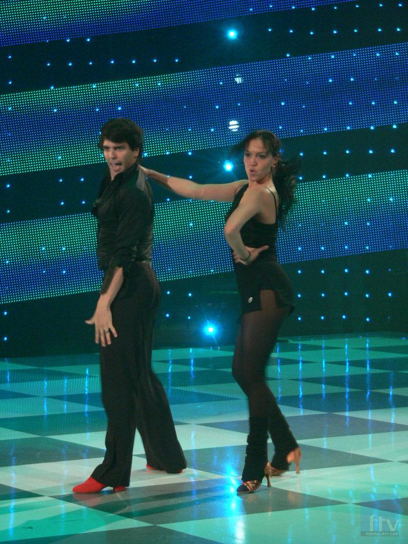 Ensayos de Eurovisión de Baile: Abraham y Amagoya