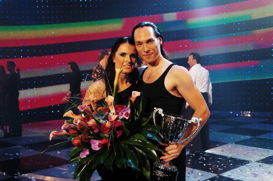 Finlandia se convierte en la ganadora de Eurovisión de Baile 2007