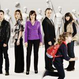 Protagonistas de la segunda temporada de 'Acusados'