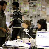 Carmen Sánchez y Anna Allen en 'Acusados'