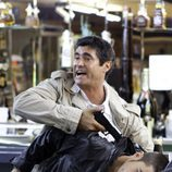 Alejo Sauras a punta de pistola en 'Acusados'