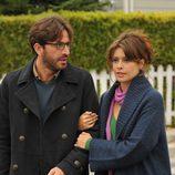 Angie Cepeda y Antonio Garrido en '¿Y ahora qué?'
