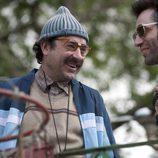 Jorge Bosch y Gustavo Salmerón en 'Hay alguien ahí'