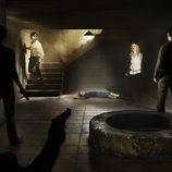 Segunda temporada de 'Hay alguien ahí', el sótano