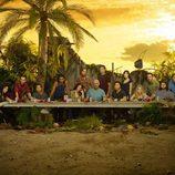 La última cena de 'Perdidos'