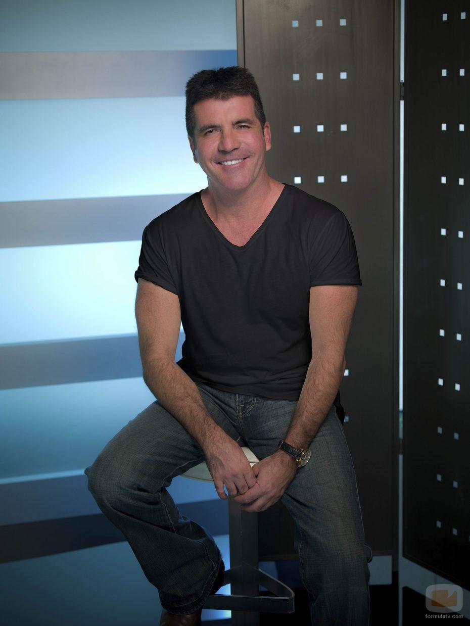 Simon Cowell creador de 'American Idol'