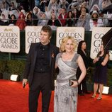 Patricia Arquette y Thomas Jane