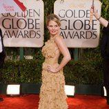 Jennifer Morrison en los Globos de Oro 2010