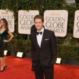 Matthew Morrison en los Globos de Oro 2010