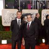 Jesse Spencer y Peter Jacobson