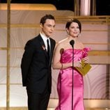 Jim Parsons con Lauren Graham