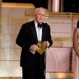 John Lithgow ('Dexter') en los Globos de Oro 2010