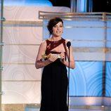 Julianna Margulies, ganadora en los Globos de Oro 2010