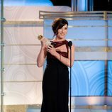 Julianna Margulies ('The Good Wife') en los Globos de Oro 2010