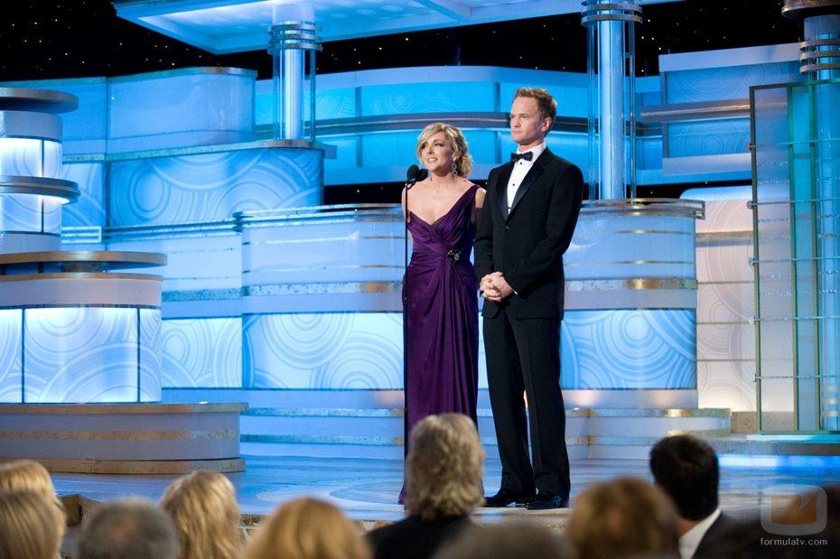 Neil Patrick Harris y Jane Krakowski