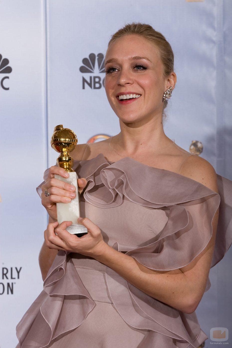 Chloe Sevigny se impuso en los Globos de Oro 2010