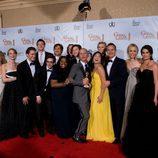 'Glee', Mejor Serie de Comedia en los Globos de Oro 2010