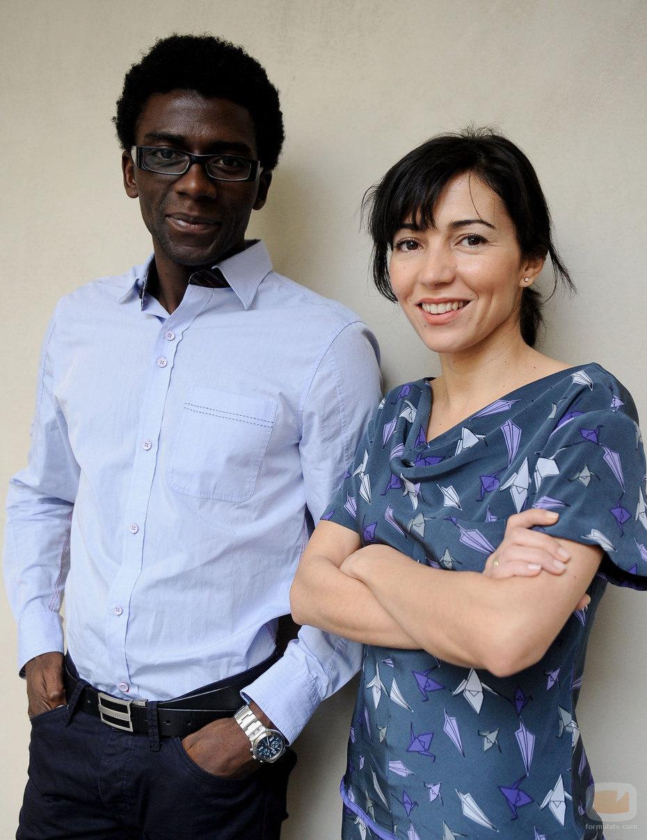 Alberto H. Buale y Silvia Sanz García, de 'Generación Ni-Ni'