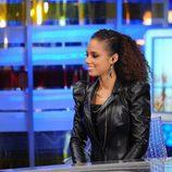 Alicia Keys en su paso por 'El Hormiguero'