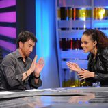 Alicia Keys con Pablo Motos