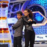 Alicia Keys bromea en 'El Hormiguero'