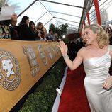 Jane Krakowski en los Screen Actors Guild Awards
