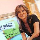 Patricia Gaztañaga, presentadora de 'El diario de Patricia'