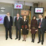 Los Reyes de España en Antena 3